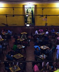 The Coffee House of Calcutta